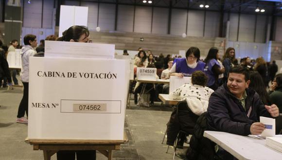 Este domingo 11 de abril se realizan las Elecciones Generales 2021. (Foto: ONPE)