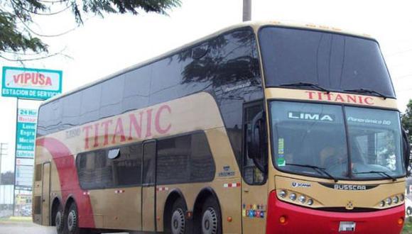 (Ronald Zúñiga/Buses del Perú/Referencial)