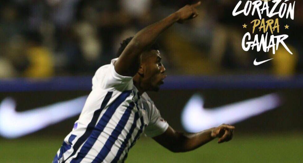 Carlos Ascues retornó a Alianza Lima luego de cinco años. (Twitter @carlos_ascues)