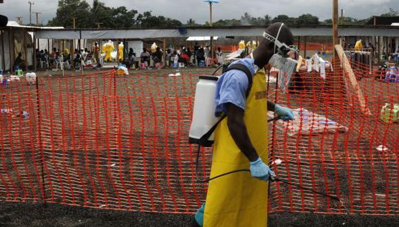 La FAO emitió una alerta especial para Liberia, Sierra Leona y Guinea. (AFP)