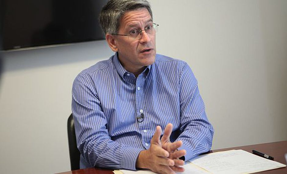 Pérez consideró importante que se tenga una agenda propositiva hacia el futuro. (USI)