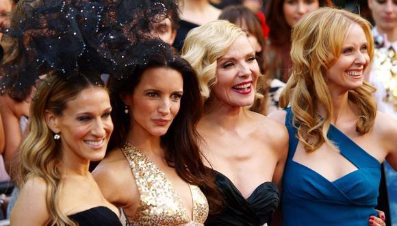"""Sarah Jessica Parker señaló que """"Sex and the City"""" regresará con HBO Max. (Foto: Max Nash / AFP)"""