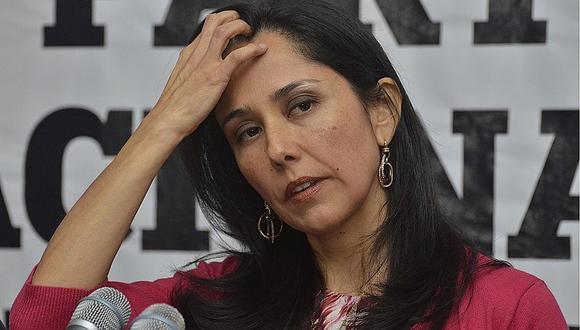 Este lunes se evaluará el pedido del Ministerio Público contra Nadine Heredia. (Foto: GEC)