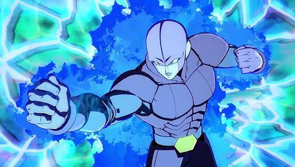 Bandai Namco presenta a Hit, uno de los personajes de Dragon Ball FighterZ.