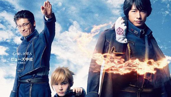 'Fullmetal Alchemist': Estos son los nuevos pósteres de la adaptación del anime (Warner Bros.)