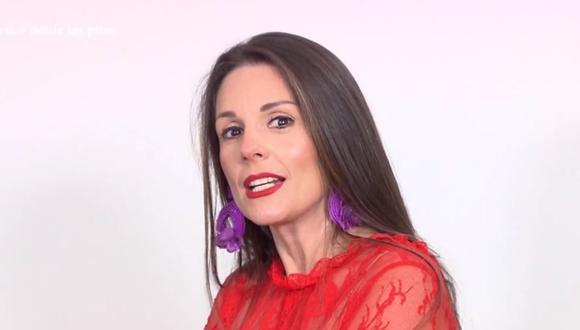 """Rebeca Escribens tras accidente de Tula Rodríguez: """"Reclama si ves que el chófer está manejando muy rápido"""" (Foto: captura de video)"""