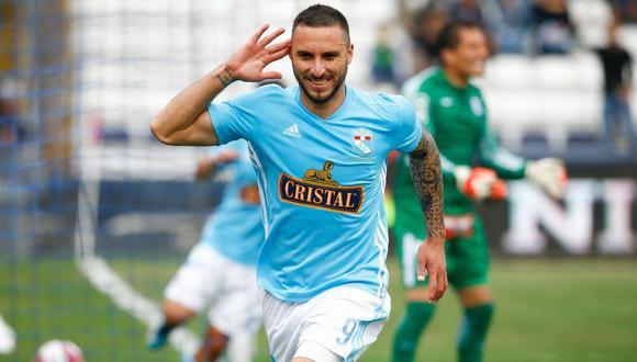 Emanuel Herrera tenía contrato por todo el 2021 con Cristal, pero terminó llegando como jugador libre a Argentinos Juniors. (Foto: GEC)