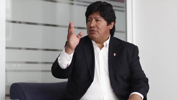 José Luis Noriega advierte que FPF podría quedar paralizada tras detención de Oviedo (GEC)