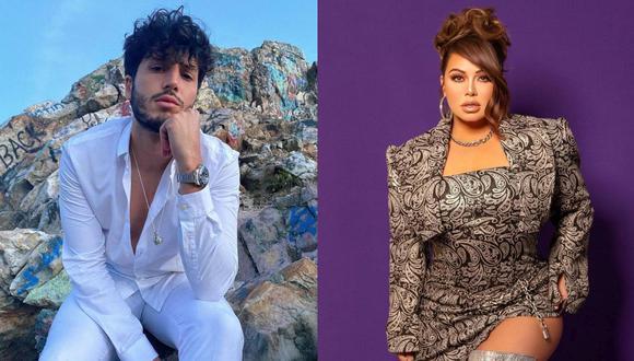 Premios Juventud: Sebastián Yatra y Chiquis Rivera confirmados como presentadores. (Foto: Composición/Instagram)