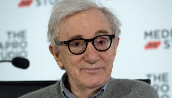Festival de Cine de San Sebastián abrió con estreno mundial de Woody Allen. (Foto: Ander Gillenea/AFP)