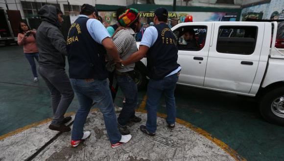 Policía detuvo a 60 requisitoriados durante jornada electoral. (Perú21/Referencial)