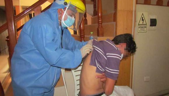 Junín: Diresa anuncia un segundo caso sospechoso de reinfección por COVID-19 (Foto: Diresa Junín)