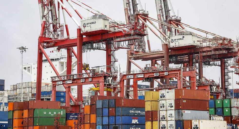 Exportaciones peruanas crecieron 16% en julio al sumar US$ 4,162 milones, según la CCL