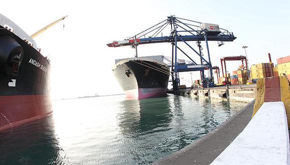 La brecha en infraestructura portuaria llega a los US$4,000 millones. (USI)
