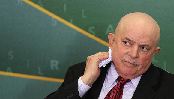 Da Silva finalizó sus sesiones de quimioterapia en febrero pasado. (AP)