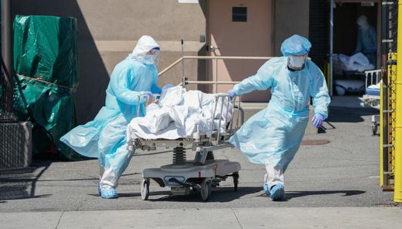 Estados Unidos sobrepasa los siete millones de contagios por coronavirus.  (Bryan R. Smith / AFP).