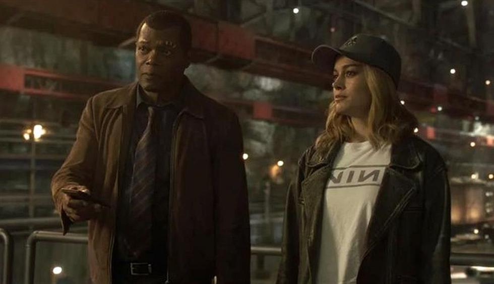 """Directores de """"Capitana Marvel"""" habían considerado otras versiones sobre cómo Fury perdió su ojo. (Foto: Marvel Studios)"""