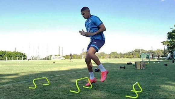 Kevin Quevedo no continuará su carrera en Goiás. (Foto: Goiás)