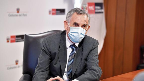 Pedro Francke, ministro de Economía y Finanzas, indicó que el país tiene un grado de inversión superior al de México y Uruguay. (Foto: MEF)