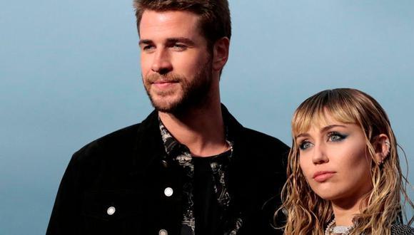 Slide Away, de Miley Cyrus: Liam Hemsworth y la historia detrás de esta canción (Foto: People)