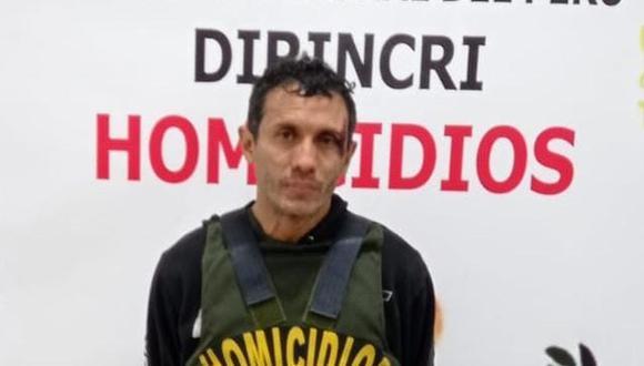 El venezolano Alexis Esteban Rodríguez (38) es investigado por el delito de feminicidio en el grado de tentativa. (Foto:PNP)