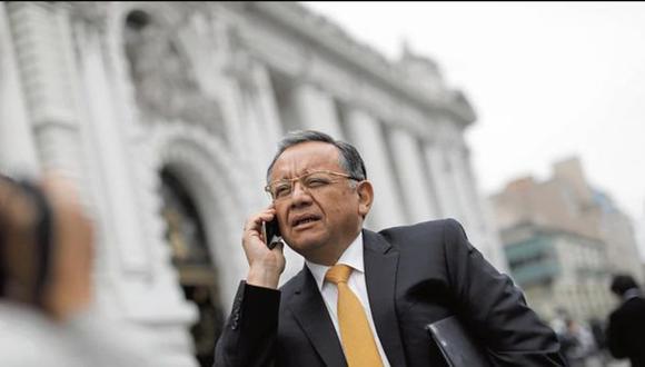 Edgar Alarcón (UPP) es presidente de la Comisión de Fiscalización. (Foto: GEC)