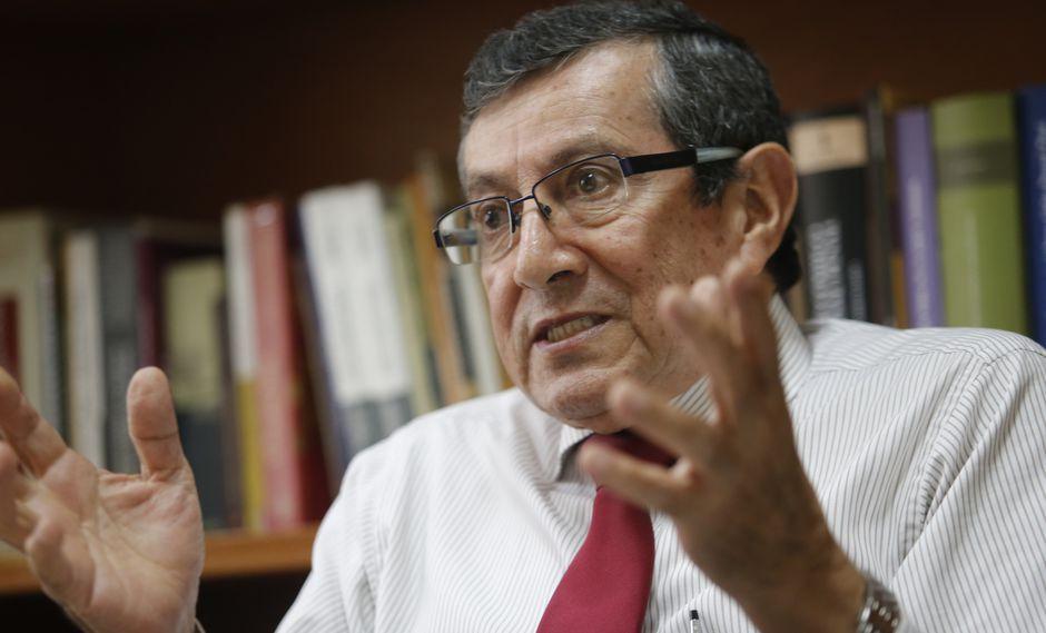 """Cubas consideró que la comisión especial tuvo una """"agresividad"""" hacia su persona durante la entrevista personal respecto a su labor frente al caso Madre Mía. (Foto: GEC / Video: Canal N)"""