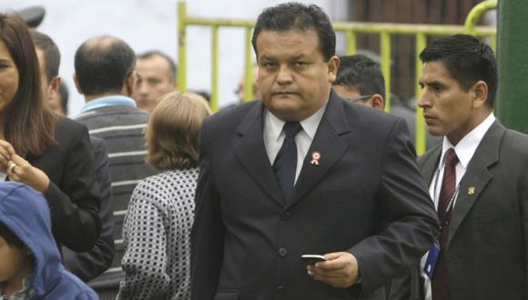 Caso López Meneses: Humala y Urquizo deben aclarar nexos ante comisión.  (Rafael Cornejo)
