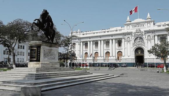 Acción Popular presidirá una de las listas a la Mesa Directiva del Congreso. (GEC)