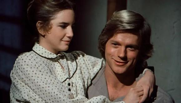 En la ficción, Laura Ingalls se enamora de Almanzo Wilder, con quien se casa y llega a tener hijos. (Foto: NBC)