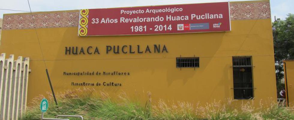 Museo de Sitio Huaca Pucllana. Ingreso libre domingo 4 de agosto. (Foto: Mincul)