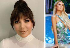 Kris Jenner mostró el cariño que tiene por Paris Hilton en Instagram