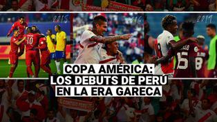 Selección Peruana: Los debuts con Ricardo Gareca en Copa América
