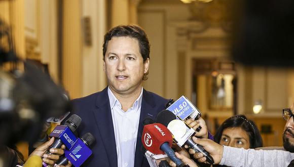 El presidente del Congreso, Daniel Salaverry, informó que elecciones se realizarán el 25 de julio. (Foto: Congreso de la República)