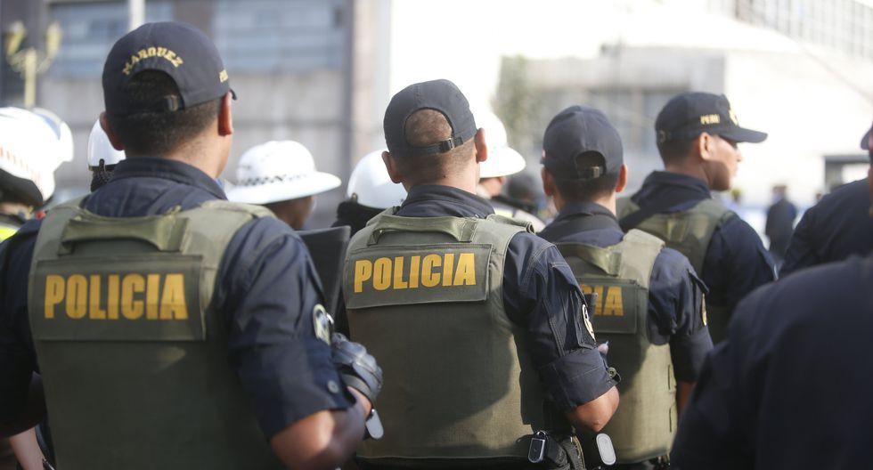 En la región Piura hay un policía por cada 453 habitantes.