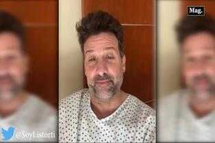 Videomatch: José María Listorti anuncia que se encuentra internado