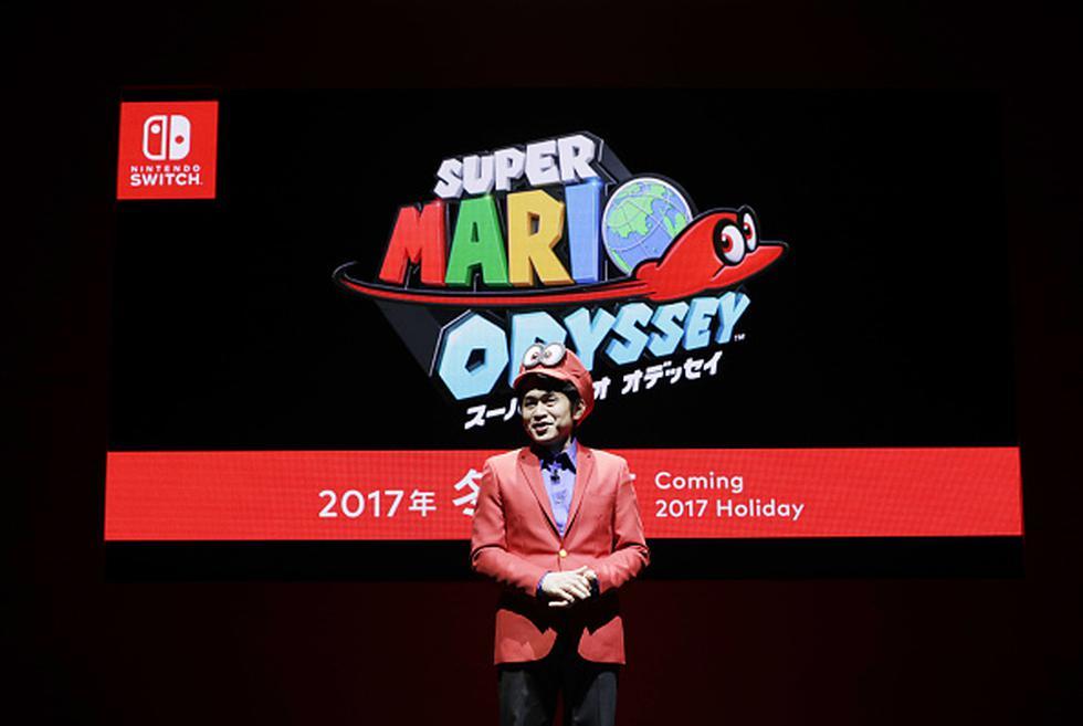 Participó en varias entregas de Super Mario. (gettyimages)