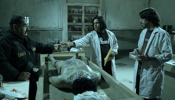 Ramón García (como Juan Padilla) protagonizará el nuevo thriller peruano junto con Manuel Gold (como Jeff) y Emilram Cossío ('Chino').