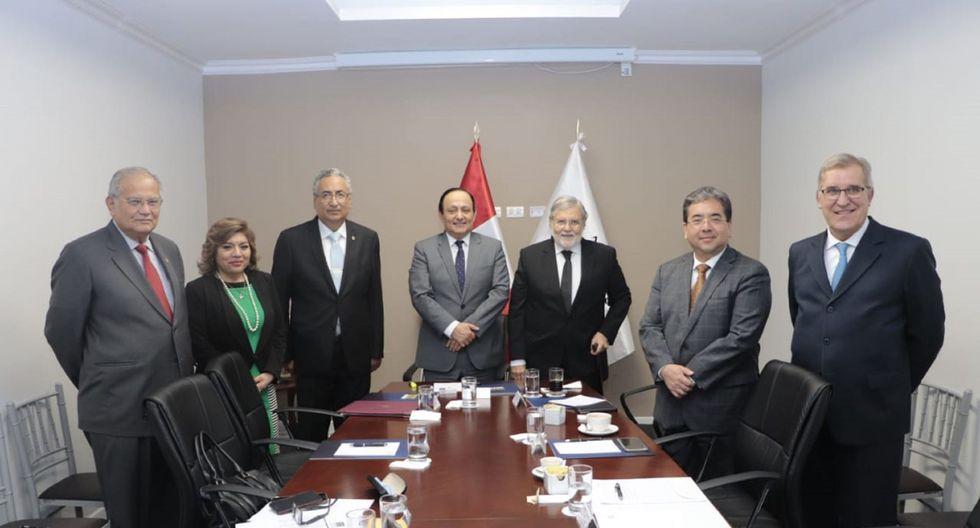 La juramentación de los miembros de la JNJ se realizará el 6 de enero del 2020. (Foto: JNJ)