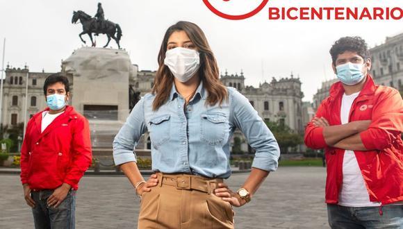 """La tercera temporada de """"Modo Bicentenario"""" llegará este sábado para mostrar las actividades por los 200 años de la independencia del país. (Foto: Cortesía TV Perú)."""