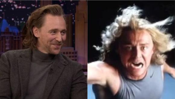 Así reaccionó Tom HIddleston al recordar su audición para convertirse en Thor. (Foto: Captura de YouTube)