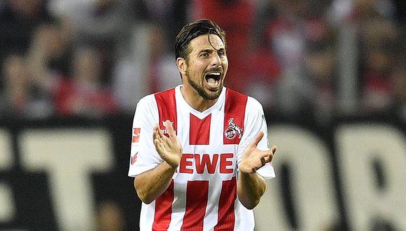 Pizarro se encuentra disponible nuevamente tras superar una lesión muscular. (AP)