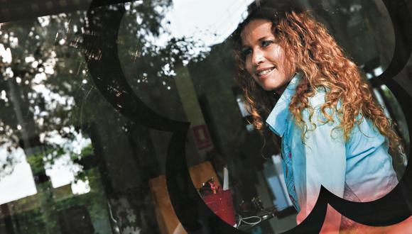 Mujer.21: Rochi Kahn, arte, trabajo e innovación. (Perú21)