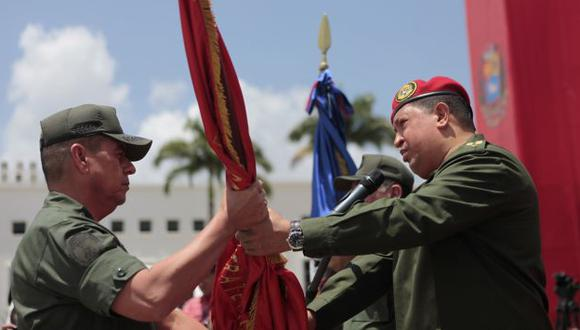 El gobernante participó en un acto militar. (Reuters)