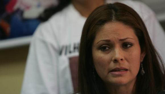 Esposa de Wilhem Calero aún no recibe ayuda. (USI)