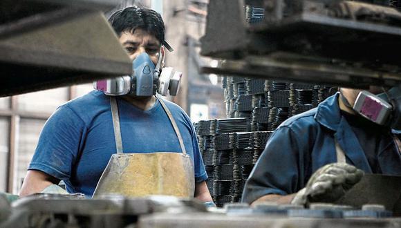 El subsidio financia el 35% del sueldo de trabajadores que cobren hasta S/ 1,500. (Foto: Manuel Melgar | GEC)