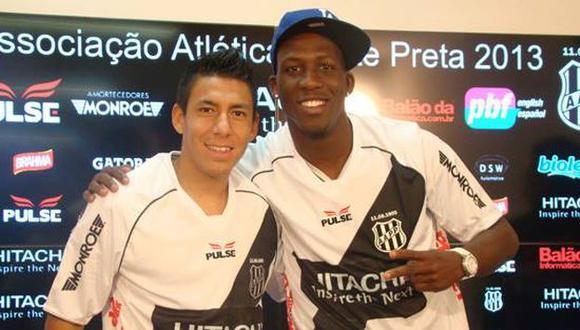 Luis Advíncula jugará en el Ponte Preta hasta el final del Paulistao 2014. (Facebook Oficial Ponte Preta)