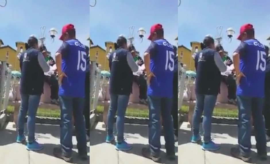 ONPE separa a trabajadora por inducir voto del Referéndum en Trujillo.