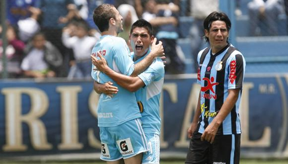LETAL. Irven Ávila sumó 16 tantos y quedó a dos de los goleadores Raúl Ruidíaz y Víctor Rossel. (David Vexelman)