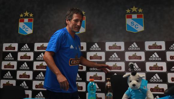 Mario Salas dará una conferencia de prensa la tarde del martes (Foto: GEC).